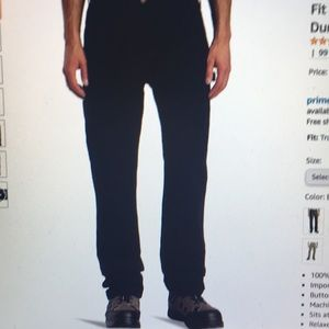 Carhartt Men's Relaxed Fit Pants